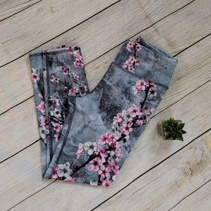 Evolution and Creation Athletic Leggings sz S
